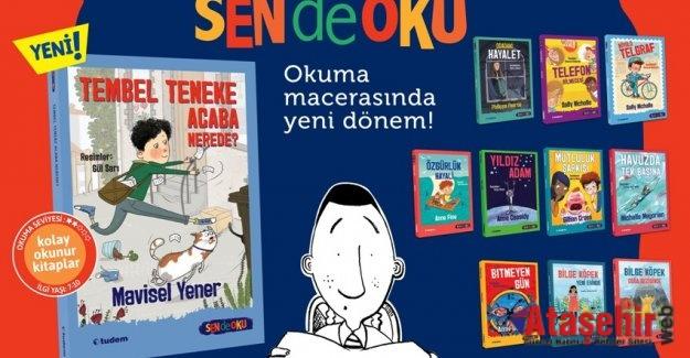 Mavisel Yener, Sen de Oku için yazdı