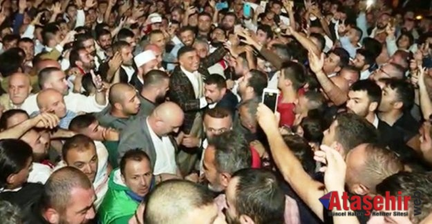 Sedat Peker Ataşehir'de Açılış Yaptı