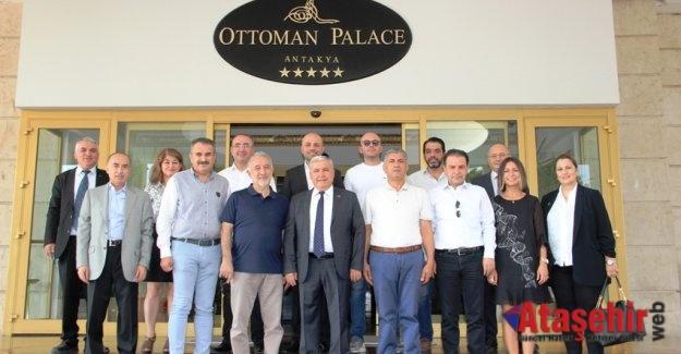 Zeytin ve zeytinyağı sektöründe büyük buluşma