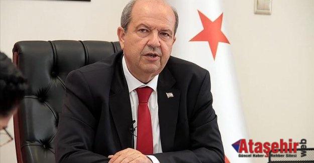 """Tatar: """"Akıncı'nın söyledikleri Kıbrıs Türk halkının görüşü değildir"""""""