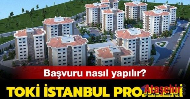 TOKİ istanbul Projeleri