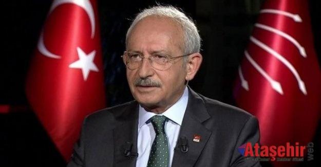"""CHP Genel Başkanı Kemal Kılıçdaroğlu, """"İbadet yerleri kutsalımızdır."""