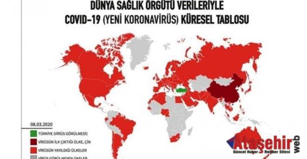 Dünyada koronavirüs vaka sayısı 4.5 milyonu geçti