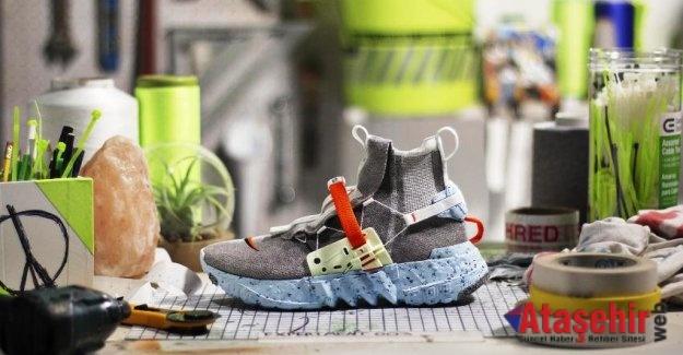 Çöpten Üretilen Ayakkabı, Nike Space Hippie!