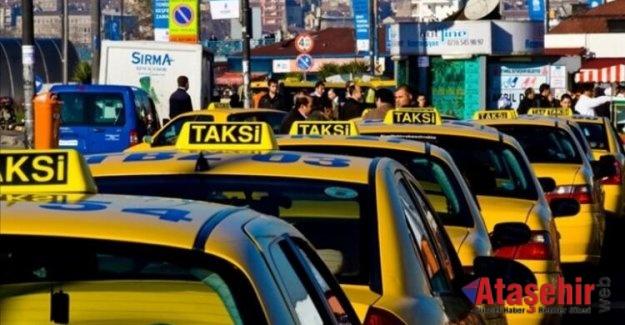 Taksicilerden 5 bin yeni taksi kararına destek