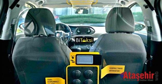 Kabinli taksi dönemi başlıyor