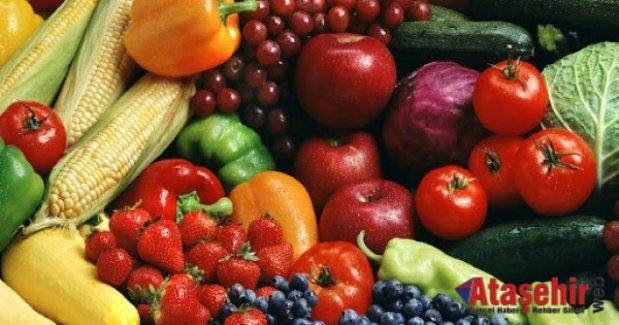 Yaş sebze meyve mamulü ihracatı 1 milyar dolara ulaştı