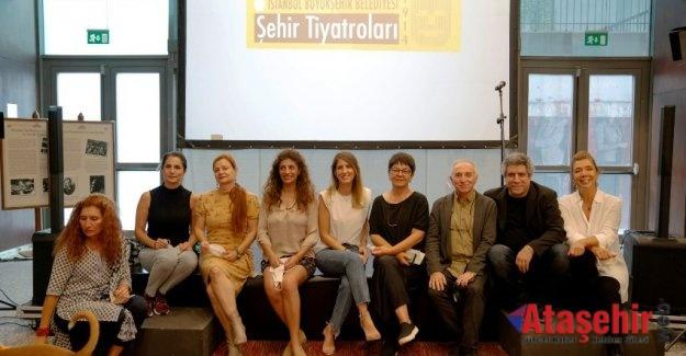 """İBB ŞEHİR TİYATROLARI """"SEZON MİNİMAL""""İ TANITTI"""