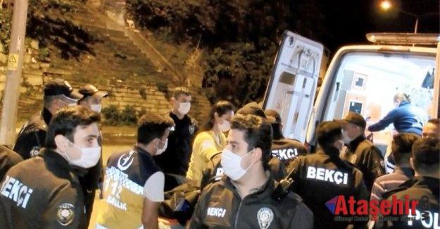 Ataşehir Yenisahra Mahallesinde çocuk parkında erkek cesedi bulundu