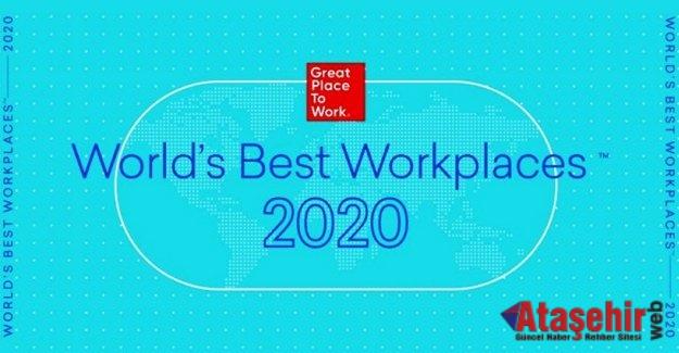 Dünyanın En İyi İşverenleri açıklandı