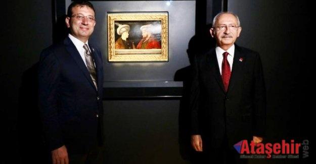 """Kılıçdaroğlu: """"Bu toprakların hakkıdır o tablo"""""""