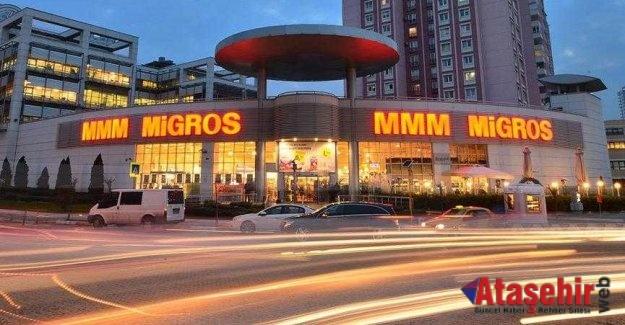 Migros, 7/24 self servis mağazasını Ataşehir'de açtı