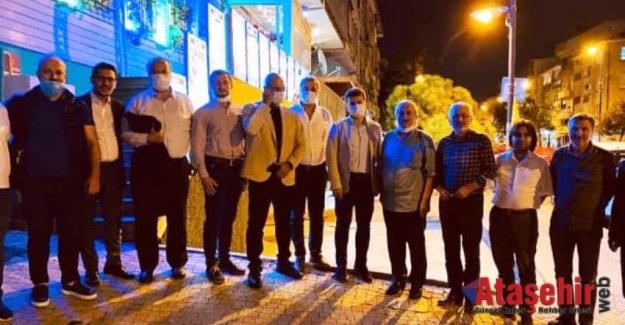 TÜMBİFED Baskanı Mehmet Hüsrev, Başhekimlerle buluştu