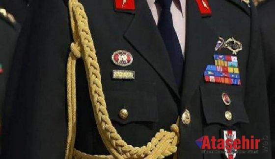 FETÖ'cü generalin rütbeleri söküldü