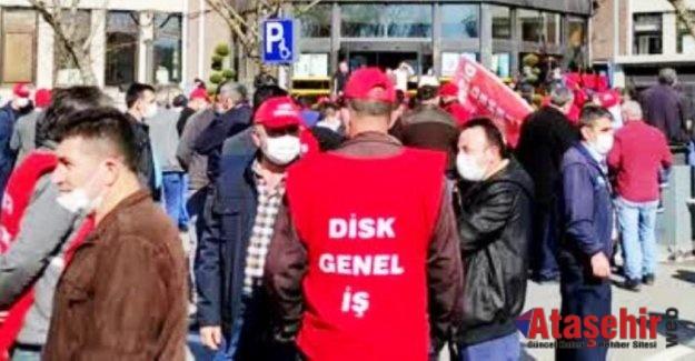 Kadıköy, Ataşehir ve Kartal Belediyelerinde işçiler greve çıkıyor