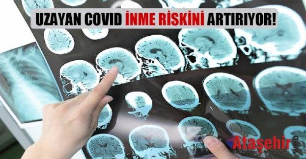 UZAYAN COVID İNME RİSKİNİ ARTIRIYOR!