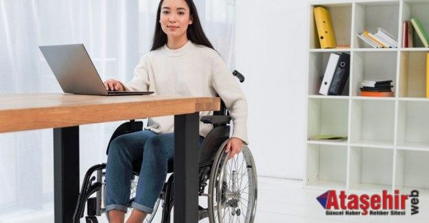 Kendi işini kurmak isteyen engellilere 65 bin TL destek