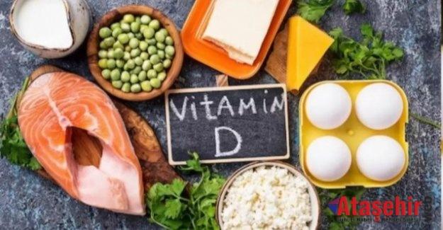 D vitamini eksikliği COVID-19 hastalığının şiddetini artırabilir