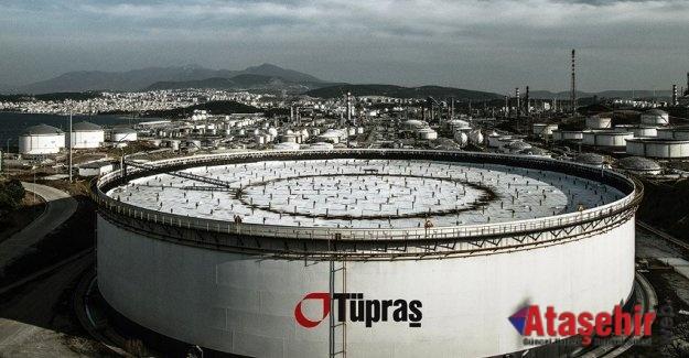 Tüpraş'tan ilk çeyrekte 254 milyon TL yatırım