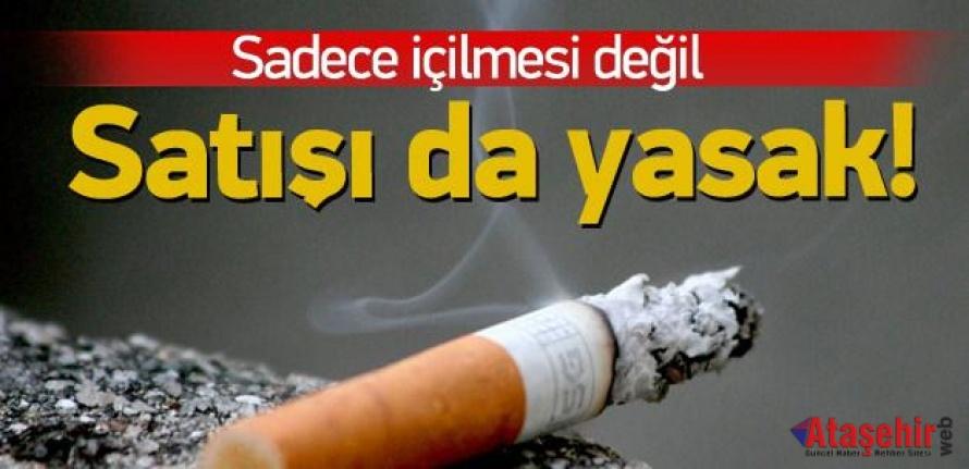 Ataşehir'de çocuklara sigara ve alkol satan işyerine operasyon