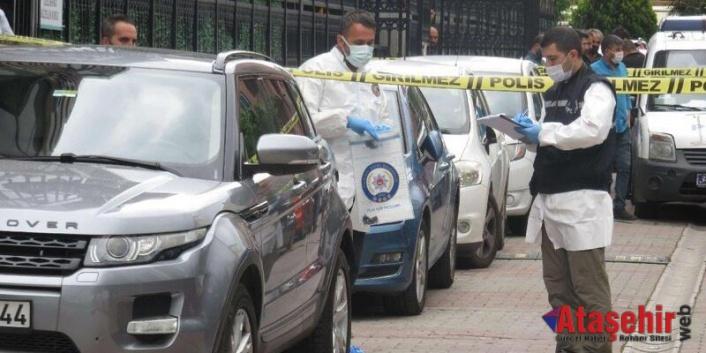 Ataşehir'de SAS Holding gasp dehşetinin tetikçisi yakalandı