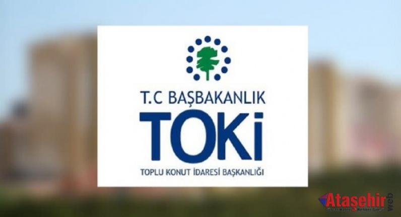 TOKİ 1.380 adet konut ve işyerini satışa çıkarıyor