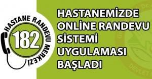 Göztepe Eğitim ve Araştırma Hastanesi Online randevu