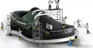 Büyük Numara Ayakkabı Sorunu Tarihe Karışıyor