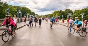 Norveç'te Bisiklet alsınlar diye zenginlere para dağıttılar