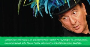 Akasya, Mayıs ayını iki önemli etkinlik ile kapatıyor