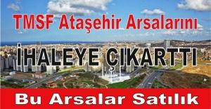 Ataşehir'de Bu Arsalar Satılık