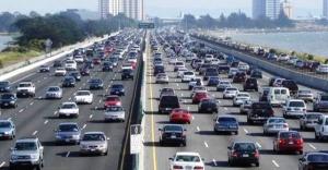 Trafiğe kayıtlı araç sayısı Mayıs ayı sonu itibarıyla 20 456 556 oldu