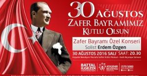 Ataşehir'de Zafer Bayramı Konseri