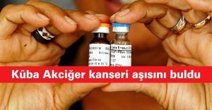 Küba Akciğer kanseri aşısını buldu