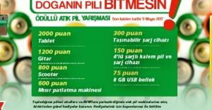 ATAŞEHİR'DE EN ÇOK PİLİ GETİREN TABLETİ KAPIYOR!