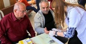 Diyabet Haftası'nda Maltepe'de şeker taraması