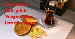 İzmirlilerin 500 yılık vazgeçilmez lezzeti: Boyoz