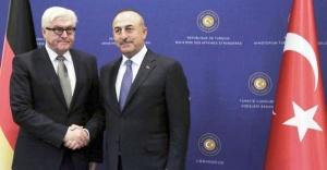 Almanya'dan Türk Kızılayı'na Suriye yardımı