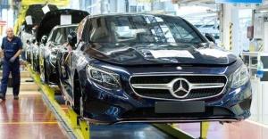 Mercedes  Rusya'da üretilecek