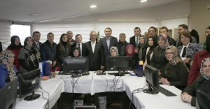 Ak Parti Ataşehir Seçim Koordinasyon Merkezi törenle açıldı