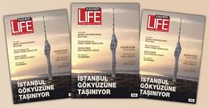 İSTANBUL'UN MODERN YÜZÜ YÜKSELİYOR