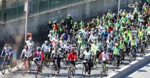 Türkiye'nin dört bir yanında pedallar Yeşilay için döndü!