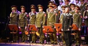 Kızıl Ordu Korosu İstanbul'da Konser veriyor