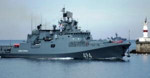 Rusya, Savaş gemisini Suriye'ye gönderiyor