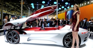 İstanbul Autoshow 2017'yi yarım milyonu aşkın kişi ziyaret etti