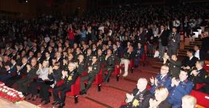 Atatürk Oratoryosu Cemal Reşit Rey Konser Salonu'nda seslendirildi.