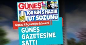 Kılıçdaroğlu'nun Kızının Dairesini Güneş Gazetesi Aldı