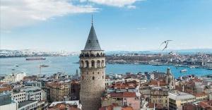 İSTANBUL'DA TURİST SAYISI, YILLIK YÜZDE 67.1 AZALDI