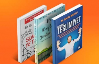 Mayıs ayında en çok satılan kitaplar