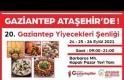 Gaziantep Ataşehir'de